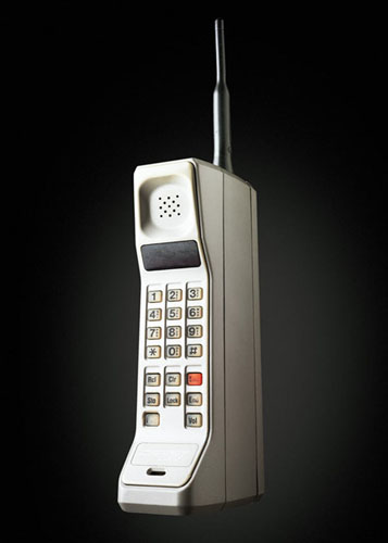 First portable phone