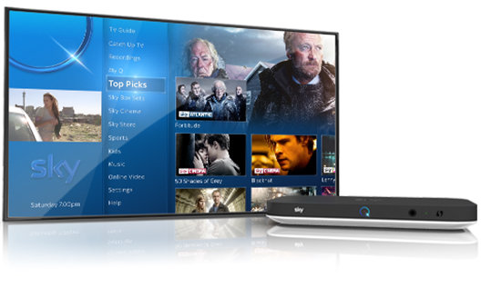 Sky Q Can I Watch Different Channels In Different Rooms