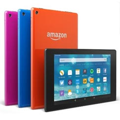 Amazon Fire HD8 review
