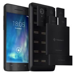 Fonkraft - the first crowdsourced modular smartphone