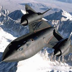 Lockheed Blackbird SR-71
